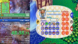Golderzoa Finds Item Manipulation And FUCKS The Animal Crossing Community